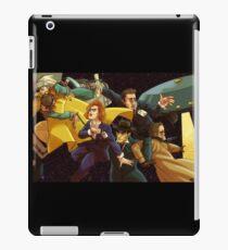 Superwholock iPad Case/Skin