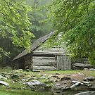 Noah Ogle's Barn II by Gary L   Suddath