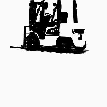 Forklift by lancefitzgiben