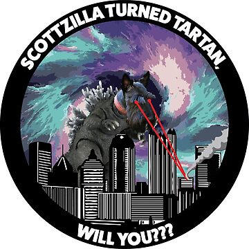 Scottzilla by Finalarbiter9
