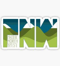 Pacific Northwest Sticker