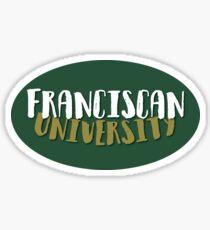 FRANCISCAN Sticker