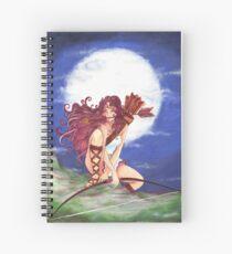 Cuaderno de espiral Artemisa