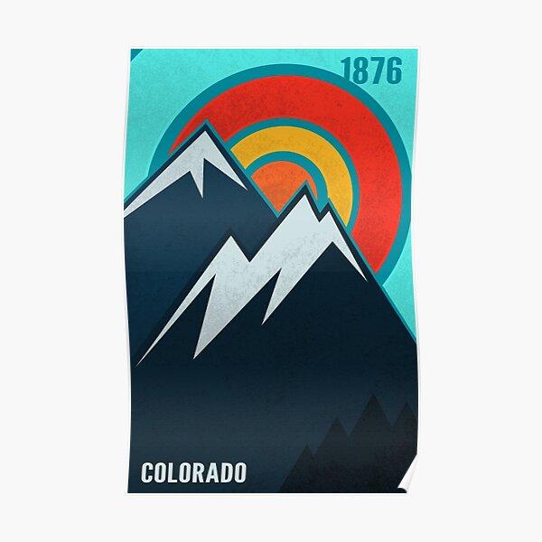 Colorado State Poster