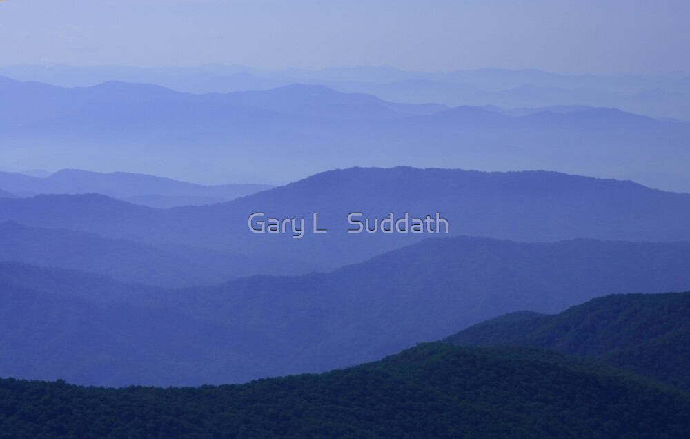 Great Iron Mountains by Gary L   Suddath