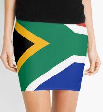 South Africa Flag Mini Skirt Mini Skirt