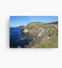 Dingle coastline Metal Print