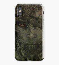 Raiden Metal Gear Solid iPhone Case/Skin