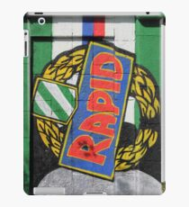 Graffiti Rapid Wien iPad Case/Skin