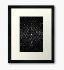 Sector Framed Print