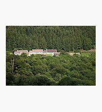 Inchiquin cottages Photographic Print