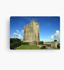 Dysart O Dea castle Canvas Print