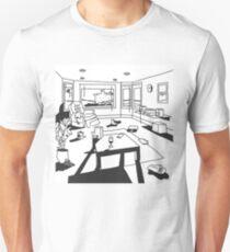 hippo campus / landmark T-Shirt