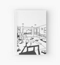hippo campus / landmark Hardcover Journal