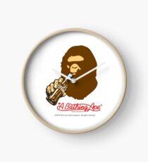 A bathing ape/bape x Coca Cola design Clock