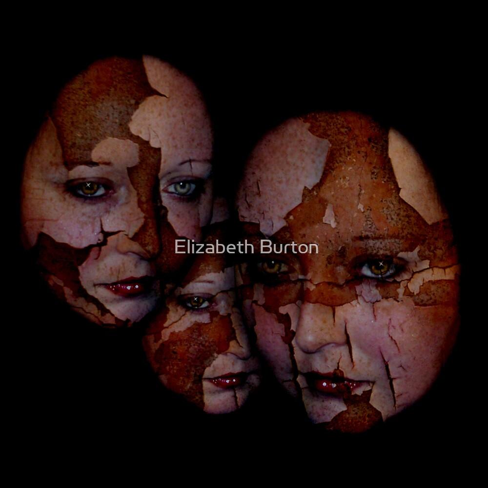 Sad & Broken #4 by Elizabeth Burton