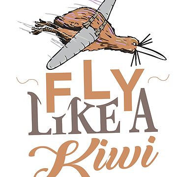 Fly Like A Kiwi by flylikeakiwinz