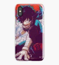 Izuku Midoriya - Boku no Hero Academia | My Hero Academia iPhone Case/Skin