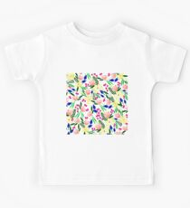 Tropical Flowers Kids Tee