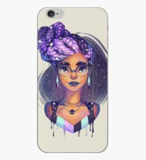 Goddess Braids iPhone Case