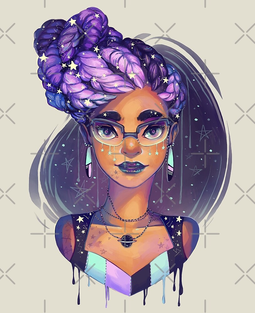 Goddess Braids by GDBee