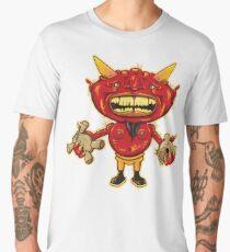 Teddy In Hell Men's Premium T-Shirt