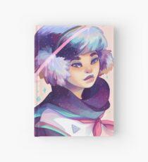 Cosmic School Girl Hardcover Journal