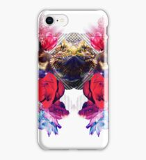 Condescending Bearded Dragon Demolishes Surprised Bartenders While Lost in Space iPhone Case/Skin