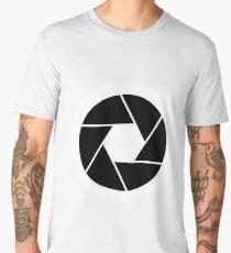 Camera Shutter Men's Premium T-Shirt