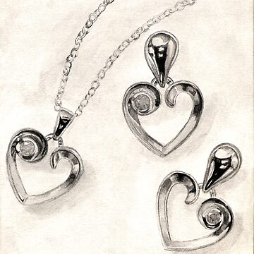 Heart Jewelry by Celinda