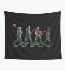 Abbey Horror Wall Tapestry