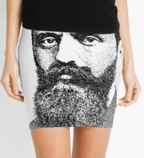 Theodor Herzl Mini Skirt