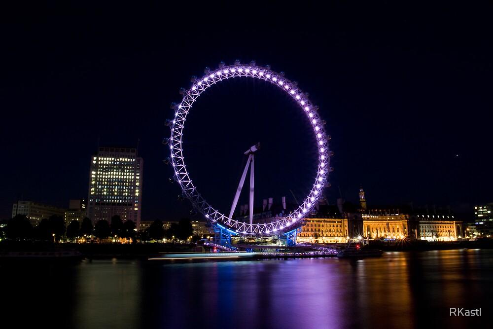 London Eye by RKastl