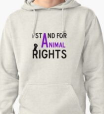 animal-rights Pullover Hoodie