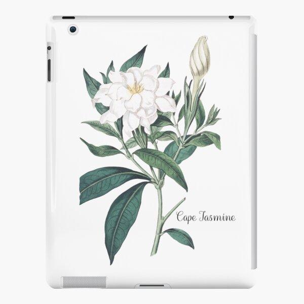 Cape Jasmine Illustration by Pierre-Joseph Redouté  iPad Snap Case