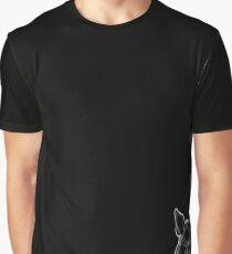 Leucism: Brunnea (Brown Hyena) Graphic T-Shirt