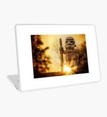 Hiking Stormtrooper Laptop Skin