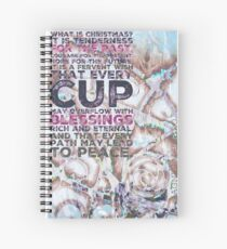 What is Christmas v2 Spiral Notebook