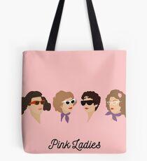 Pink Ladies Tote Bag