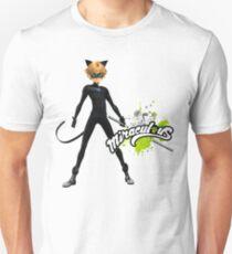 MIRACULOUS LADYBUG, CAT NOIR T-Shirt