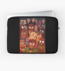 It's time to start the music... Laptop Sleeve