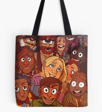 It's time to start the music... Tote Bag