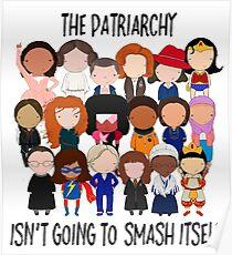 Patriarchy, SMASH Poster