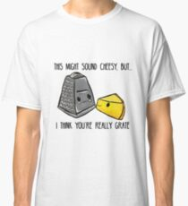 This might sound cheesy - Food Pun Classic T-Shirt