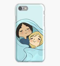 yumikuri cuddles [SnK] iPhone Case/Skin