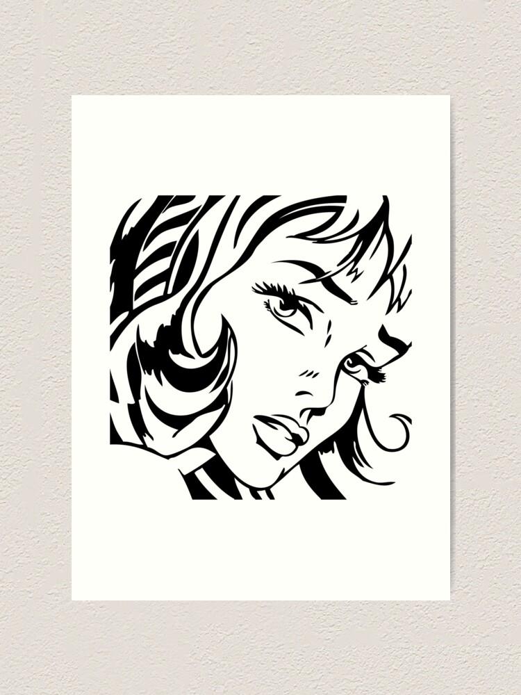 Roy Lichtenstein 18 postales y 18 Sobres-Tarjetas De Arte