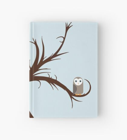 Owls in the Tree Hardcover Journal