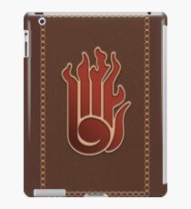 Fire Tome iPad Case/Skin
