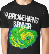 Strength for Texas!  Hurricane Harvey Survivor! Shirts & More! (proceeds privately donated) Graphic T-Shirt