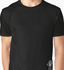 Leucism: Melodus (Piping Plover) Graphic T-Shirt